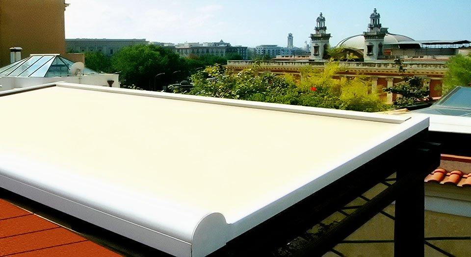 Tende da sole garden patio per terrazzi e giardini - Stameat srl