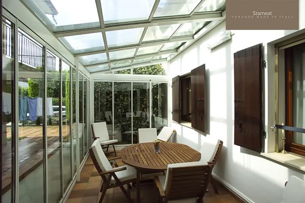 Giardini-d-inverno-verande-serre-abitabili-serre-solari-bioclimatiche-pergole-alluminio-Produzione-installazione-Stameat-srl - Padova